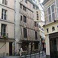 Le plus vieil immeuble de Paris