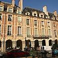 Place des Vosges, Petit Hôtel de Rohan