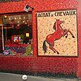 Marchand de chevaux rue Vieille du Temple