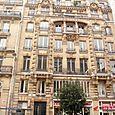 """39 rue de Réaumur, immeuble """"art nouveau"""""""