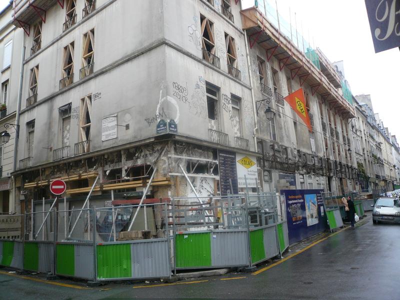 Charlot 21 avant renovation