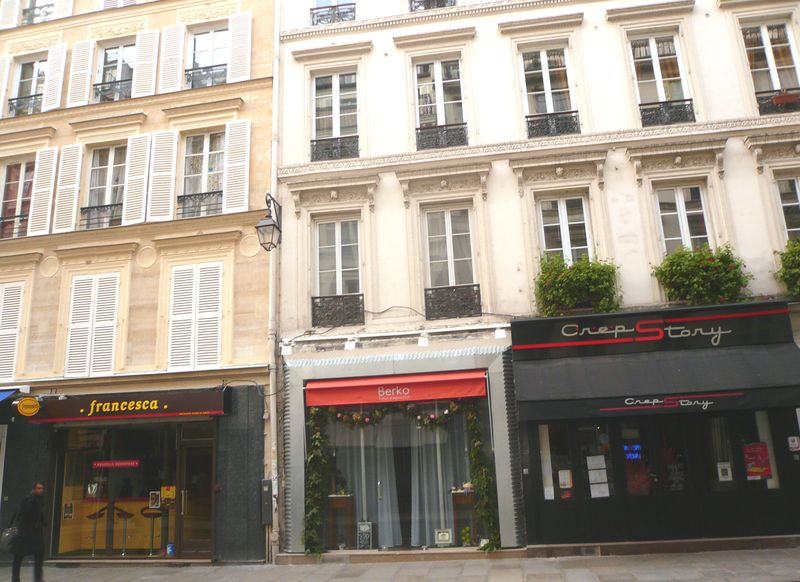 Rambuteau bnouveaux restaurants