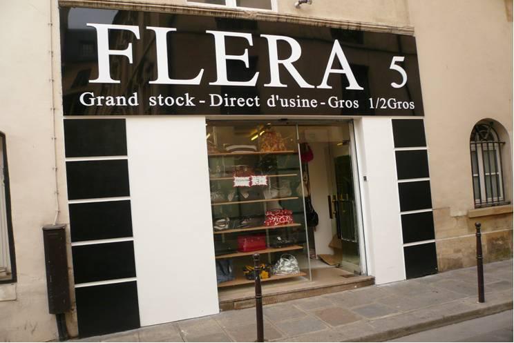 Flera enseigne