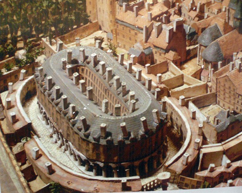 Rotonde du temple