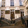 Turenne 76 escalier monumental