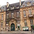 Hôtel de Mayenne avant restauration de 2010
