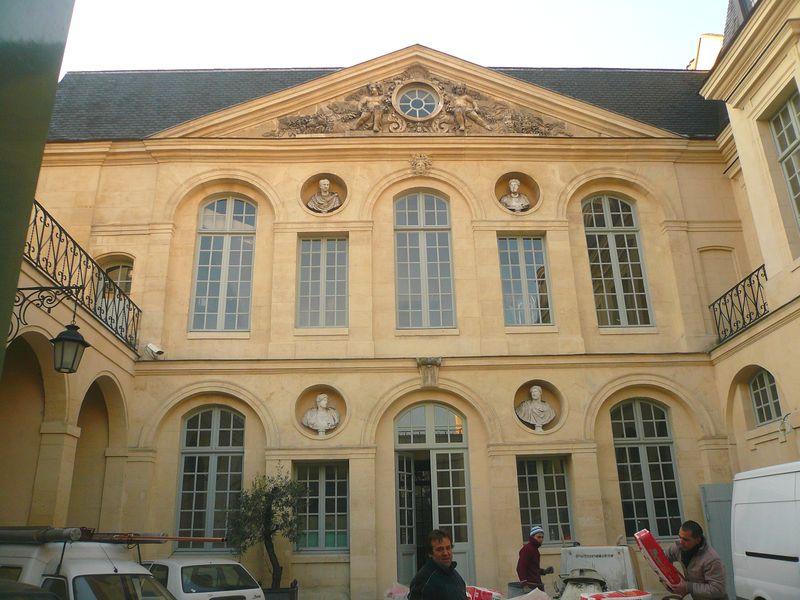 Perle 1 hôtel musée bricard ouvert