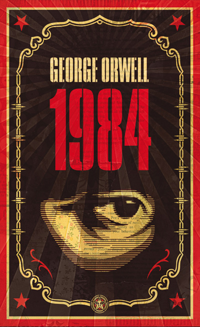 Orwell 1984 big brother