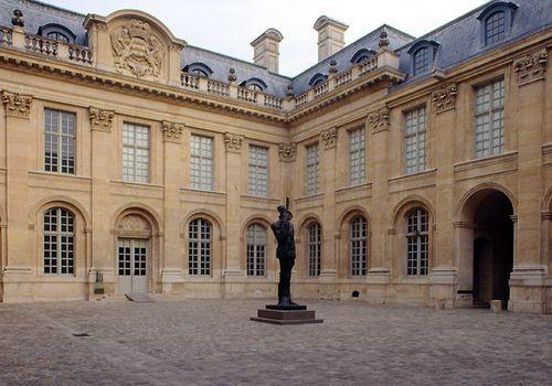 Hôtel st aignan photo musée 1