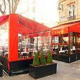 rue du Bourg Tibourg (IVe), café Féria