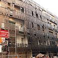 """Immeuble """"cuirassé"""" de la rue de Turenne"""
