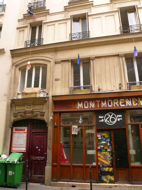 Montmorency 26 squat
