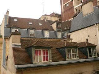 Montmerency 24 vue sur toits