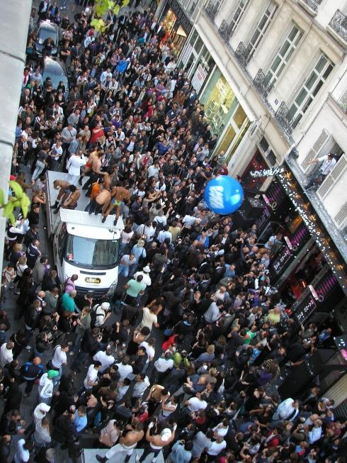Raidd bar fête musique 2010