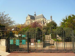 Halles jardin lalanne