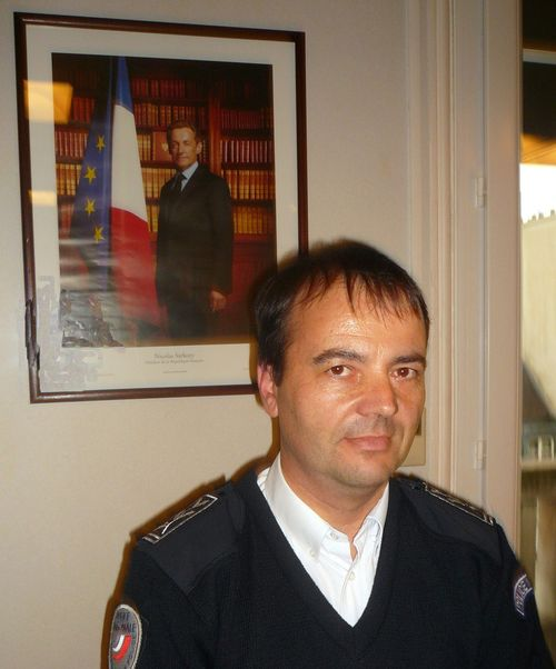 Millot gabriel commissaire central IIIe