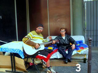 Gymnase michel le comte squatters (2)