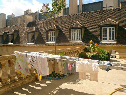 Hôtel de coulanges occupé sept 2010