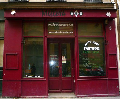 Haudriettes 3 miller's bar