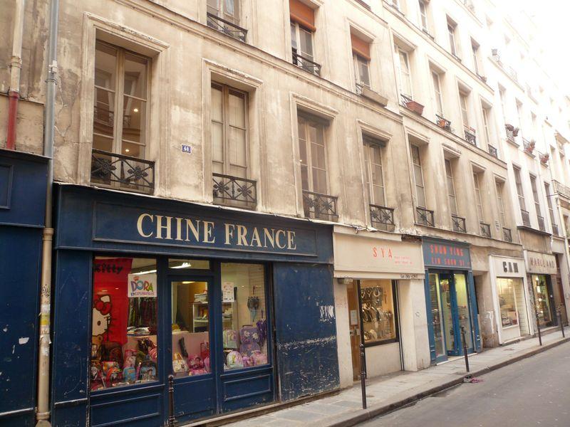 Gravilliers 46-48 façades