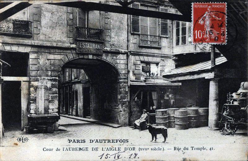 Hôtel de berlize carte postale ancienne