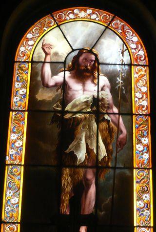 Jean baptiste face