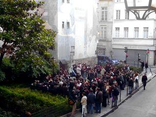 Fête musique 2010 jardin haudriettes