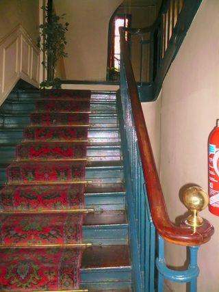 Pas de la mule 2 escalier