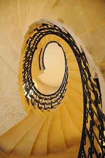 Hotel de beauvais  escalier marianne strom