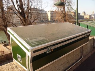 Bouquinistes coffres valise 11 02 12