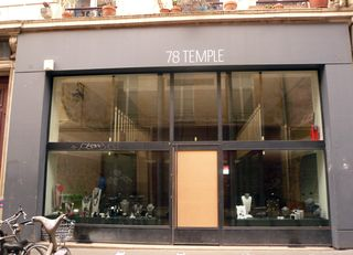 Temple 78 magasin incendie 14 04 12