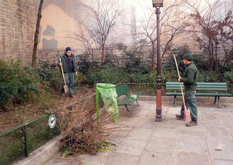 Jardin temple haudriettes nettoyage 22 02 12 (2)