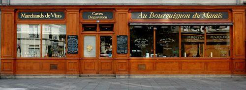 Devanture bourguignon