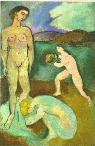 Matisse trio