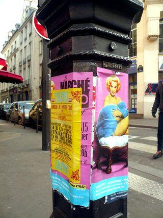Bretagne affiches sauvages lampadaire 01 02 12