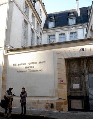 Pastourelle 17 façade 15 10 12