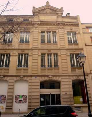 Archives 66 façade 08 12 12