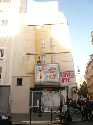 Bretagne subway immeuble 02 11 12