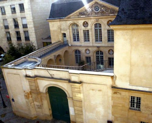 Perle 1 hôtel musée bricard