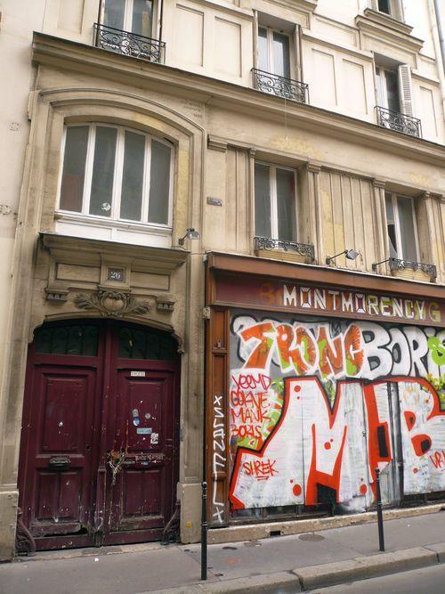Montmorency 26 façade 26 10 13