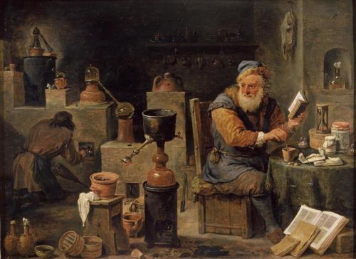 800px-L'alchimiste_-_David_Teniers_the_Younger