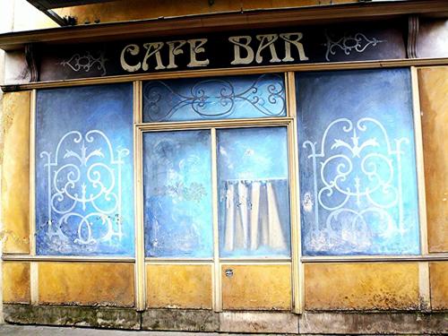 Bretagne devanture café ancien ret 07 10 12