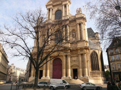 St gervais st protais façade 27 02 12
