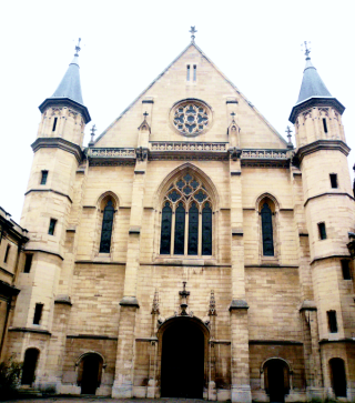 St martin église prieuré st martin façade