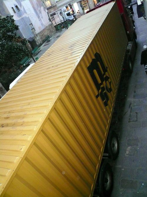 Haudriettes camion trois essieux