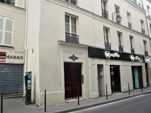 Montmorency 4 façade U Express 10 02 17