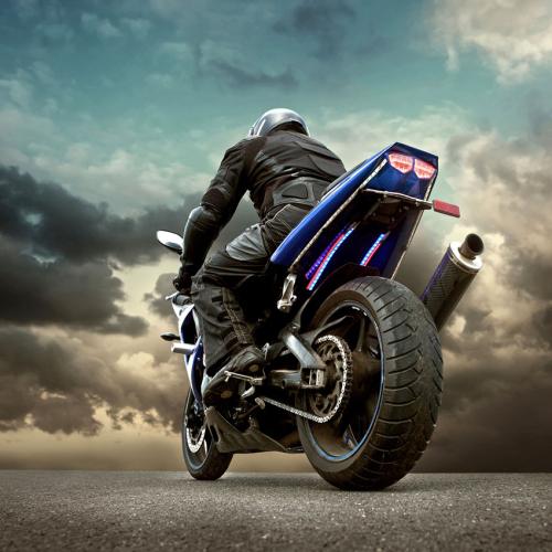 Assurance-moto-puissante