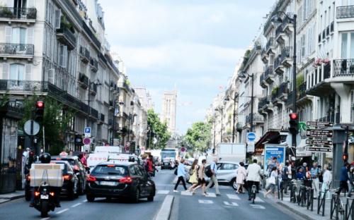 Rivoli le parisien 31 07 17
