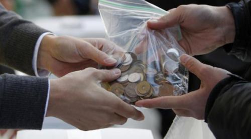 Subventions associations sachet pièces