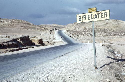 Bir el Ater - Route RN202 - 1961